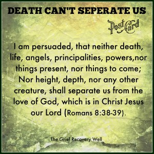 Death Can't Seperate Us